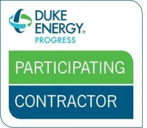 Duke Energy Progress Participating Contractor emblem
